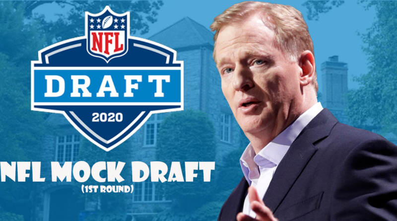 2020 Mock Draft