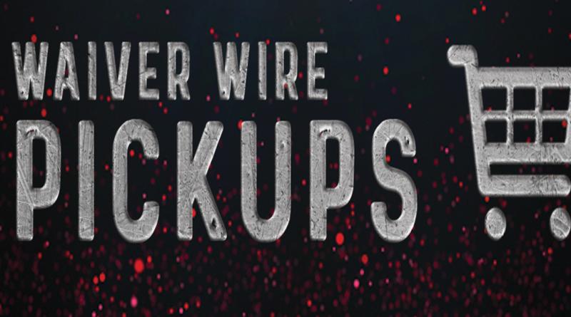 Week 2 Waiver Wire Targets