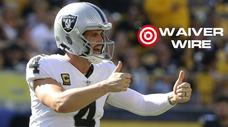 Waiver Wire: Week 3